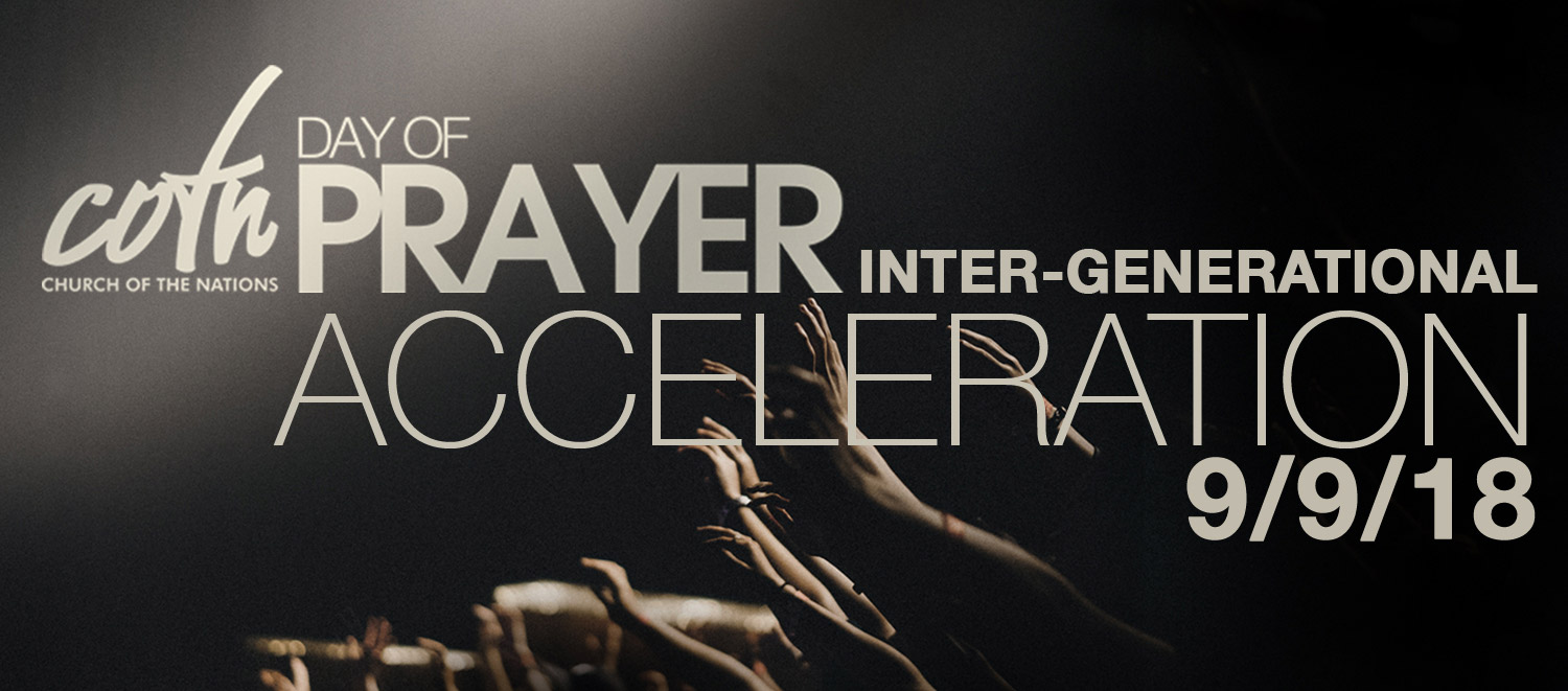 Day of Prayer 2018