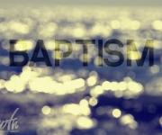 Baptism Slides